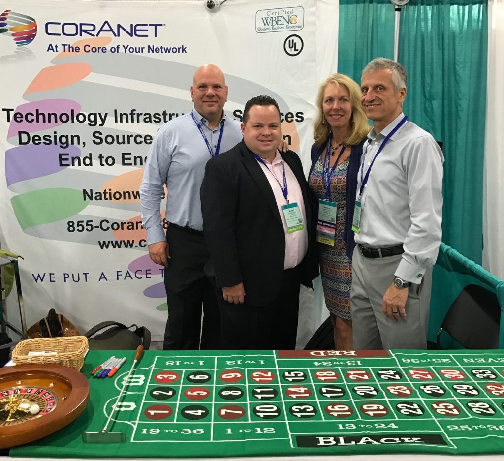 Coranet Exhibited at 20th Annual WBENC Conference